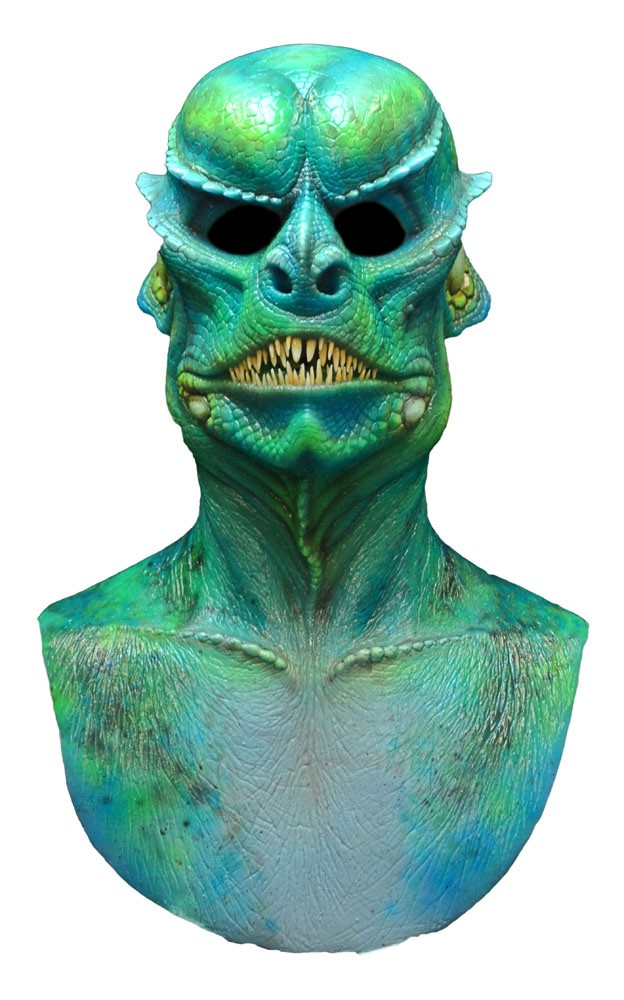 CREATURE - SILICONE MASK (UV REFLECTIVE)