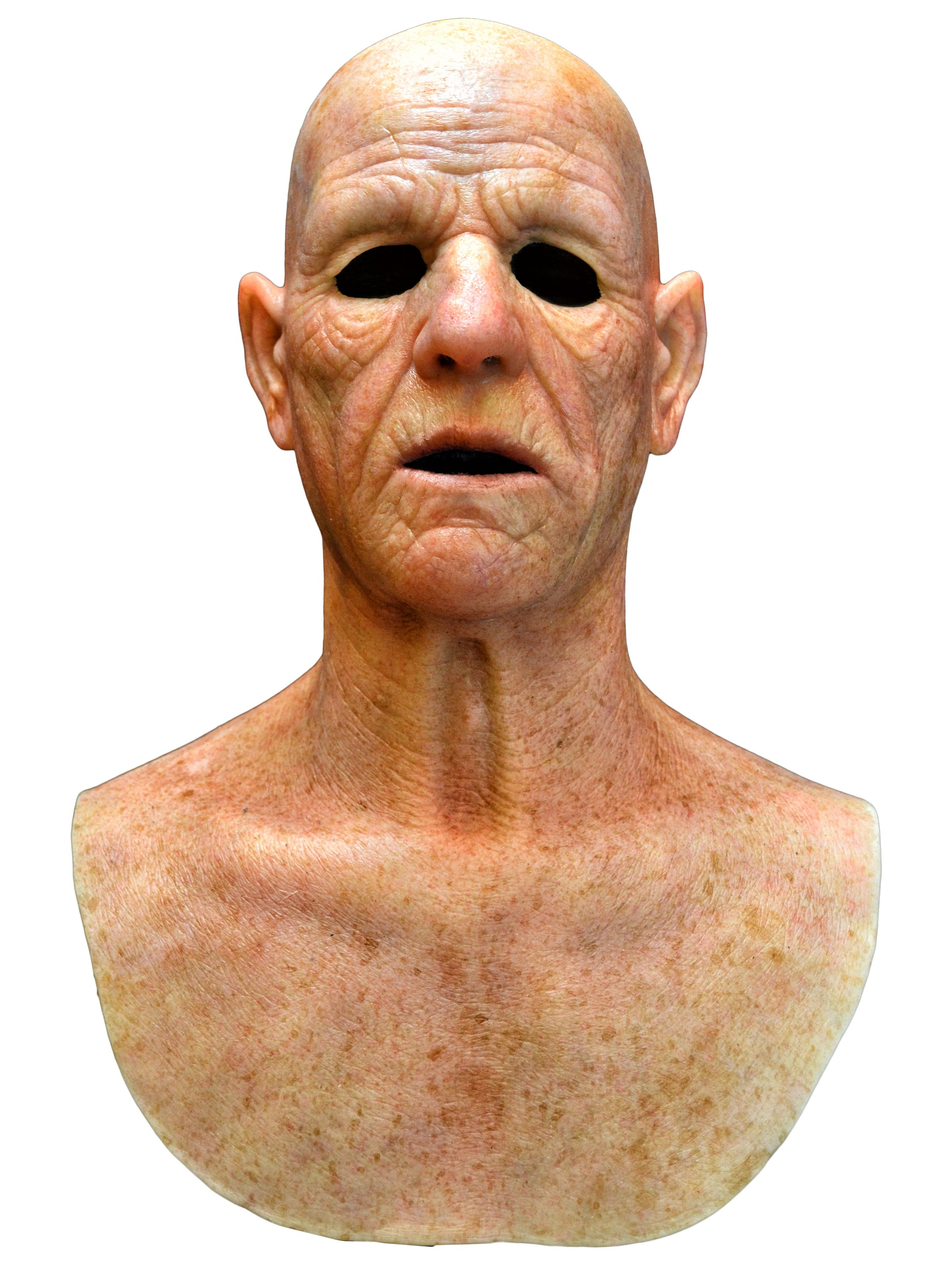 GOLDEN YEARS (VERSION A) - SILICONE MASK