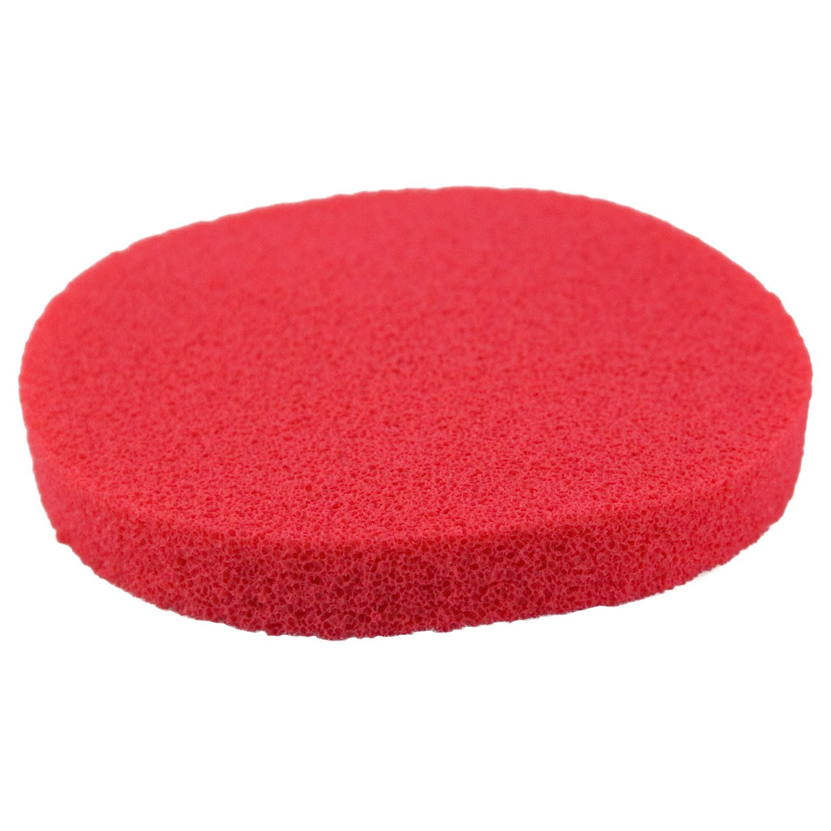 STIPPLE SPONGE, RED, WHOLE ROUND
